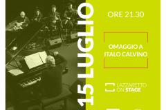 Omaggio a Calvino - Lazzaretto on Stage